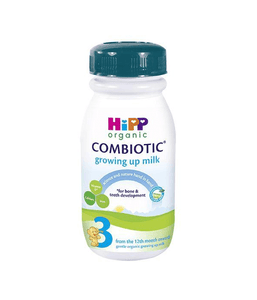 Hipp UK stage 3 Growing up formula ready to feed 12+ months
