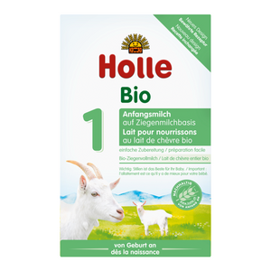 Holle stage 1 Infant goat formula 0+ months