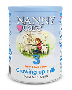 Nanny Care stage 3 Growing up goat formula 12+ months