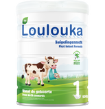 Loulouka Organic stage 1 First Infant formula 0+ months 900gram