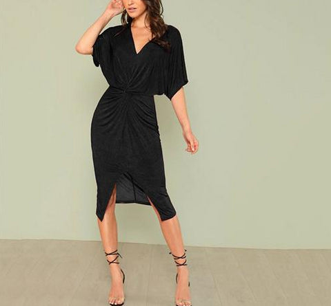 Date Night Off Shoulder Dress