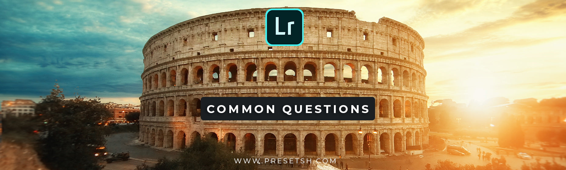 Frequently asked questions (FAQ) lightroom