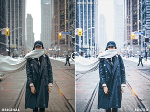 winter lightroom presets photoshop