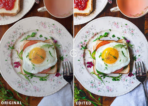 fashion blogger lightroom presets travel blogger lightroom preset filter food