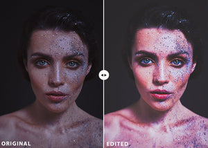 Portraits lightroom presets