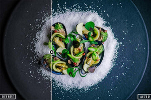 best food lightroom presets