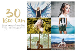 30 Vsco cam Inspired Lightroom Presets - presetsh photography