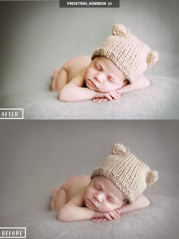 newborn presets for photoshop