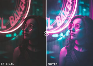 neon lightroom presets photoshop