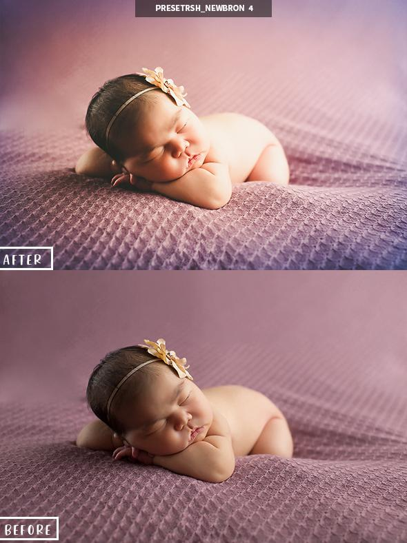 Newborn presets lightroom family filters newbron baby presets