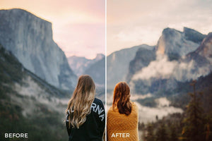 Cinematic Lightroom Presets - presetsh photography