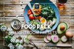 25 Food Collection Lightroom Presets