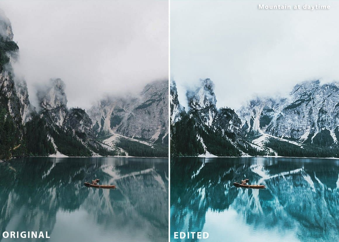 Travel & Adventure Lightroom Presets