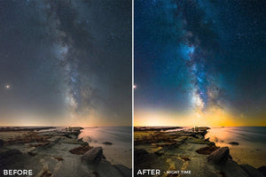 Astrophotography Lightroom presets - presetsh photography