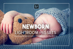 30 Newborn Lightroom Collection - presetsh photography