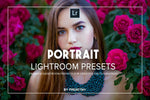 25 Pro Portrait lightroom presets - presetsh photography