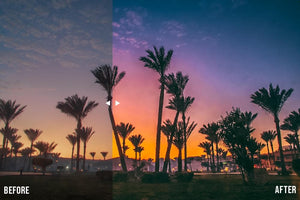 15 Pro Sunset Lightroom Presets - presetsh photography