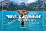 Travel & Adventure Lightroom for Bloggers