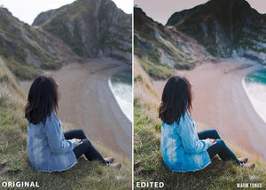 travel blogger lightroom presets