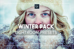 Pro Winter Lightroom & Photoshop Presets - presetsh photography