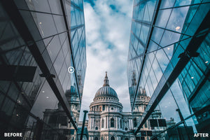 Cityscape lightroom presets