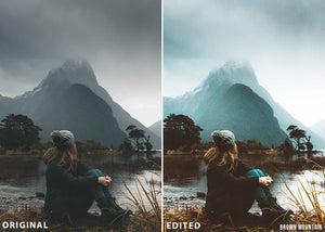 travel adventure lightroom presets