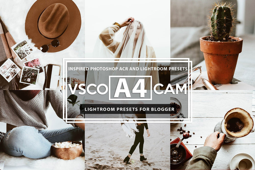 A4 Vsco Cam lightroom Inspired for Blogger - presetsh photography
