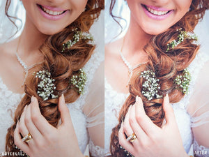 wedding lightroom presets collection