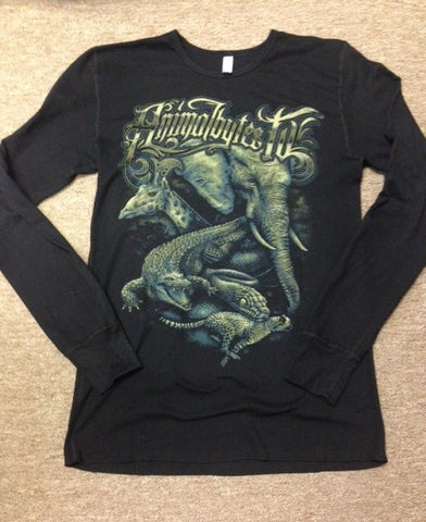 AnimalBytesTV  Long Sleeve Thermal Shirt - BHB Reptiles
