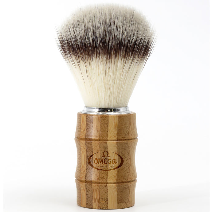 THE BENEFITS OF SYNTHETIC SHAVING BRUSHES