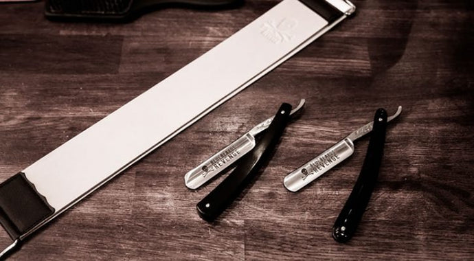 HOW TO STROP A CUT THROAT RAZOR?