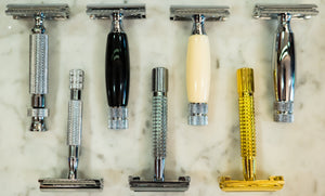 HOW TO CHOOSE YOUR SAFETY RAZOR