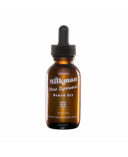 MILKMAN CITRUS SUPERNOVA BEARD OIL 50ML - Ozbarber