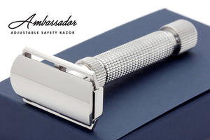 REX SUPPLY CO AMBASSADOR SAFETY RAZOR - Ozbarber