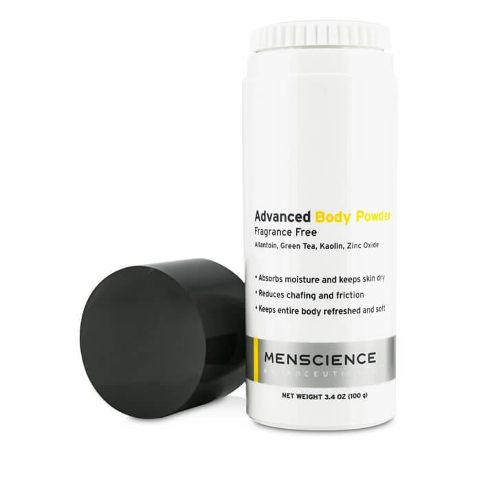 MENSCIENCE ADVANCED BODY POWDER - Ozbarber