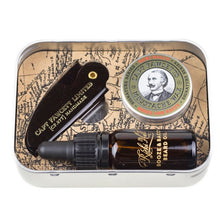 Load image into Gallery viewer, CAPTAIN FAWCETT'S RICKI HALL BOOZE & BACCY GROOMING SURVIVAL KIT - Ozbarber