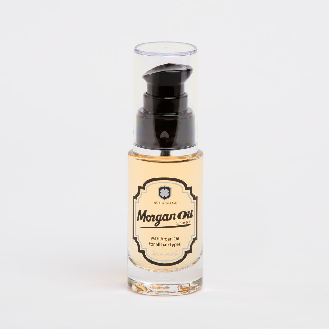MORGAN'S OIL 30ML - Ozbarber