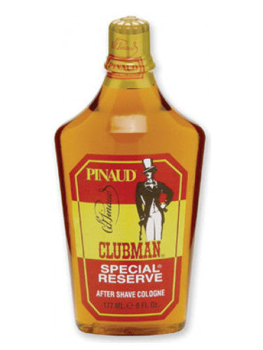 CLUBMAN SPECIAL RESERVE AFTER SHAVE COLOGNE 6 OZ - Ozbarber