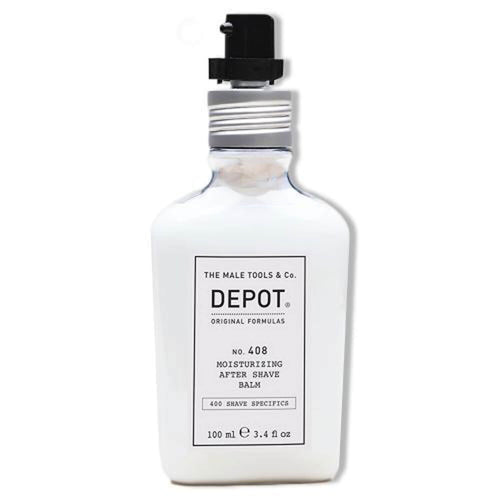 DEPOT NO. 408 MOISTURIZING AFTER SHAVE BALM - Ozbarber