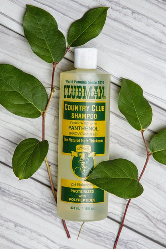Clubman Country Club Shampoo 16oz
