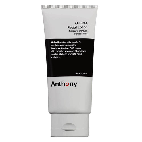 ANTHONY OIL FREE FACIAL LOTION - Ozbarber