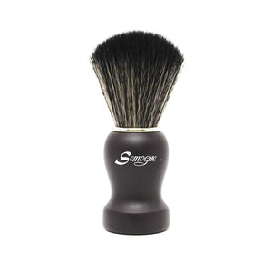 Semogue Pharos-C3 Synthetic Shaving Brush - Black Handle