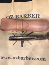 "Load image into Gallery viewer, THIERS ISSARD CROWNSILWING STRAIGHT RAZOR 5/8"" WALNUT SCALES - Ozbarber"