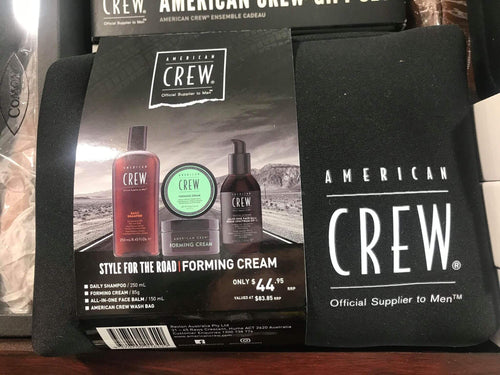 American Crew Forming Cream Pack - Ozbarber