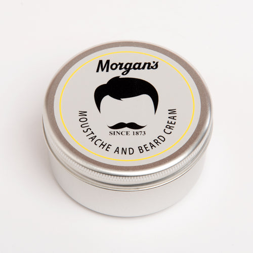 MORGAN'S MOUSTACHE & BEARD CREAM 75ML - Ozbarber
