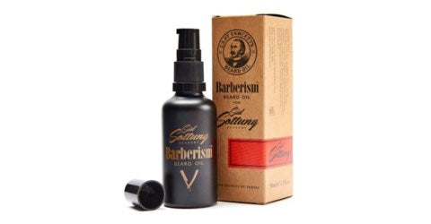 CAPTAIN FAWCETT'S BARBERISM™ BEARD OIL 50ML - Ozbarber