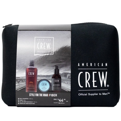 American Crew style for the road Fiber - Ozbarber