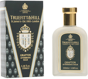 TRUEFITT & HILL GRAFTON AFTERSHAVE BALM 100ML - Ozbarber