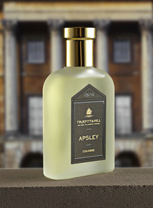 TRUEFITT & HILL APSLEY COLOGNE 100ML - Ozbarber
