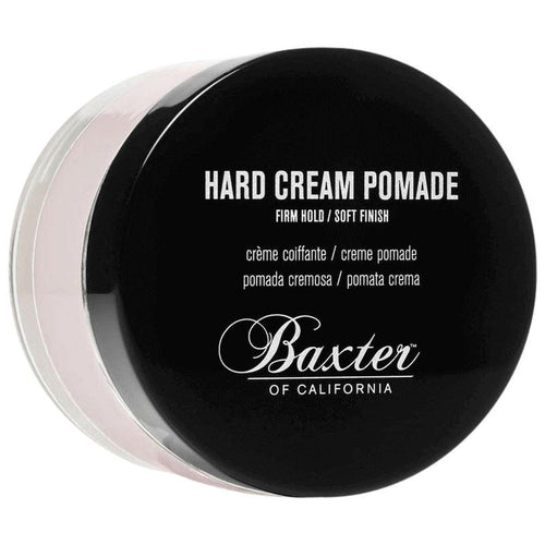 BAXTER OF CALIFORNIA HARD CREAM POMADE 60ML - Ozbarber